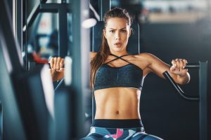 Supersets allow you to do more exercises than usual during your regular workout time