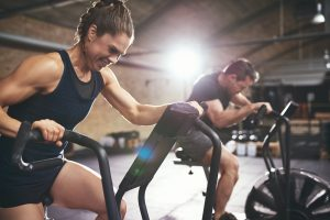 Circuit training generates the biggest effect