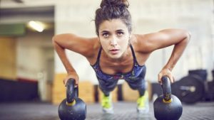 Strong is the new skinny: Muscles are not only sexy, they also help you lose weight.