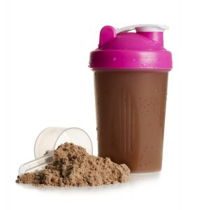 Protein shakes also help you to meet your protein needs during a diet