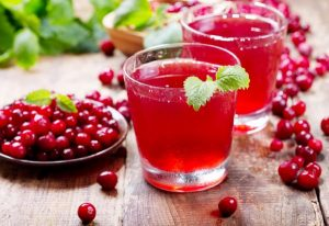 Cranberries are a natural prophylaxis against urinary tract infections.