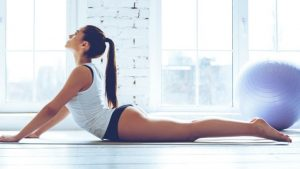 Those who do yoga regularly have positive effects.